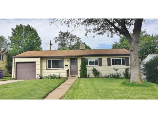 1831 S Tennyson Street, Denver, CO 80219 (MLS #3262843) :: 8z Real Estate