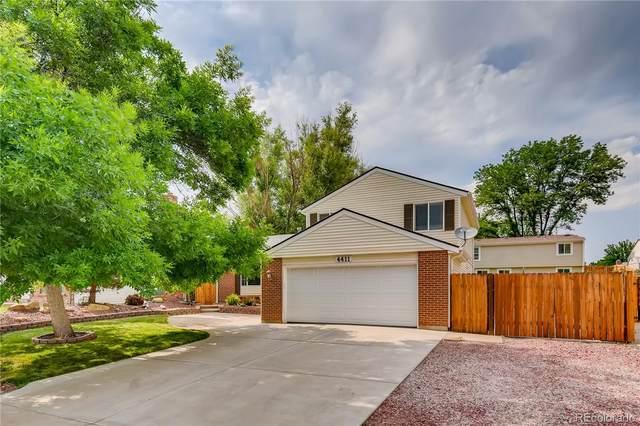 4411 E 115th Place, Thornton, CO 80233 (#3267047) :: Finch & Gable Real Estate Co.