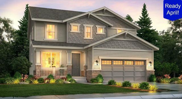 16265 Azalea Avenue, Parker, CO 80134 (MLS #3271399) :: 8z Real Estate