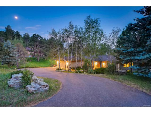 1539 Genesee Vista Road, Golden, CO 80401 (MLS #3271405) :: 8z Real Estate