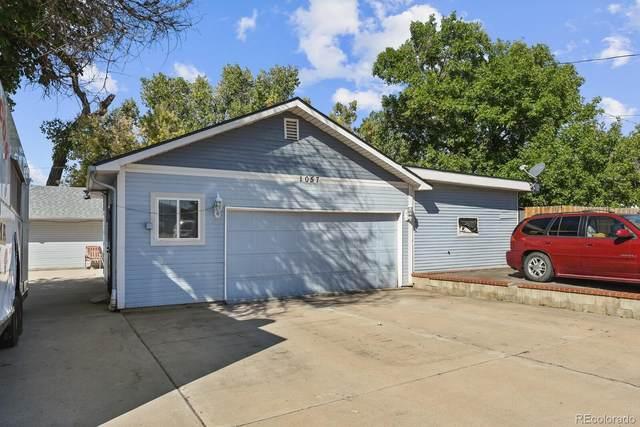 1057 S Sheridan Boulevard, Lakewood, CO 80226 (#3274364) :: Venterra Real Estate LLC