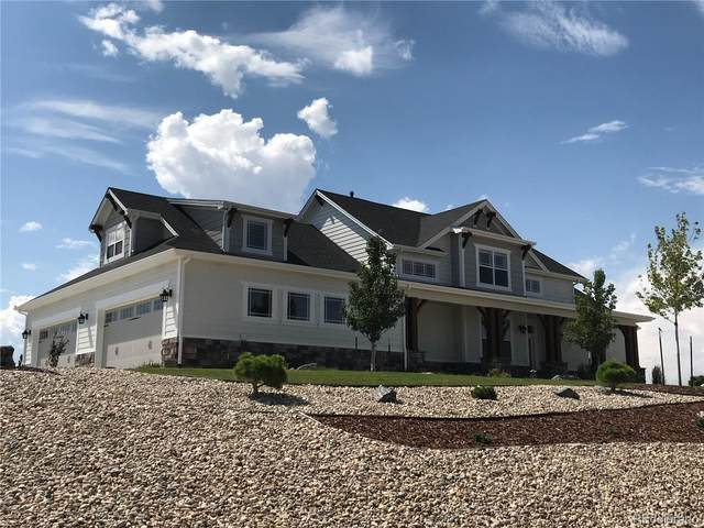 7871 Merryvale Trail, Parker, CO 80138 (#3274378) :: Bring Home Denver with Keller Williams Downtown Realty LLC