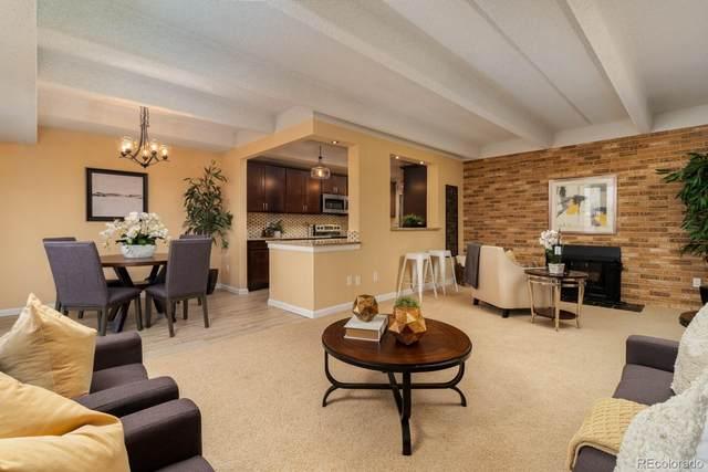 7877 E Mississippi Avenue #806, Denver, CO 80247 (#3277490) :: Briggs American Properties