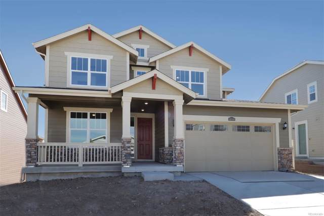 14940 Chicago Street, Parker, CO 80134 (#3278400) :: The DeGrood Team