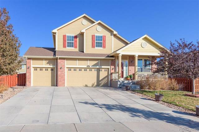 25855 E Maple Drive, Aurora, CO 80018 (MLS #3278605) :: Neuhaus Real Estate, Inc.