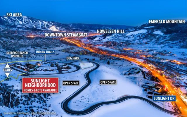 Sunlight Drive, Steamboat Springs, CO 80487 (MLS #3280023) :: 8z Real Estate