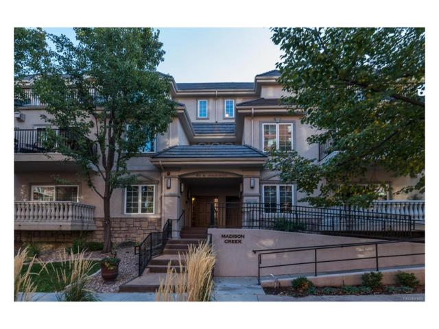 40 S Madison Street #302, Denver, CO 80209 (#3281309) :: Thrive Real Estate Group