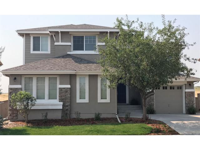 4622 Canyonbrook Drive, Highlands Ranch, CO 80130 (MLS #3281474) :: 8z Real Estate