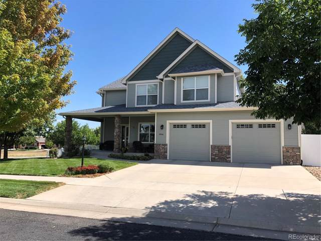 9046 Grand Mesa Avenue, Frederick, CO 80504 (#3283059) :: The Peak Properties Group