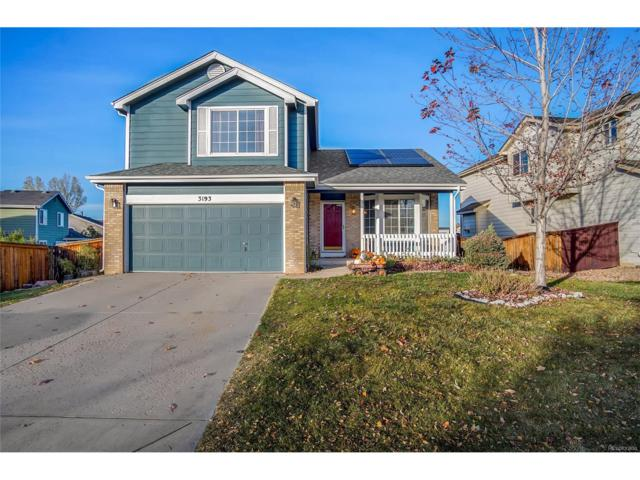 3193 Deer Creek Drive, Highlands Ranch, CO 80129 (MLS #3287810) :: 8z Real Estate