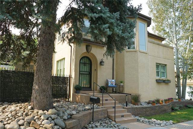 1630 E Virginia Avenue, Denver, CO 80209 (#3289547) :: The HomeSmiths Team - Keller Williams