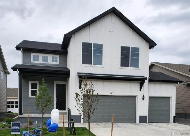 4941 Oakley Drive, Timnath, CO 80547 (#3297613) :: Kimberly Austin Properties