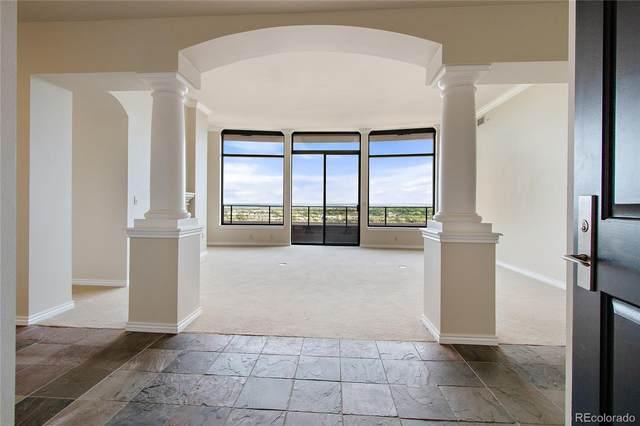 8100 E Union Avenue #1901, Denver, CO 80237 (#3297713) :: Briggs American Properties
