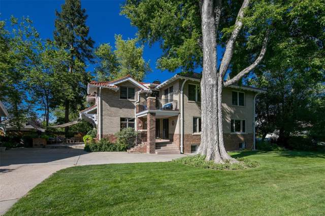 935 Detroit Street, Denver, CO 80206 (#3298288) :: My Home Team