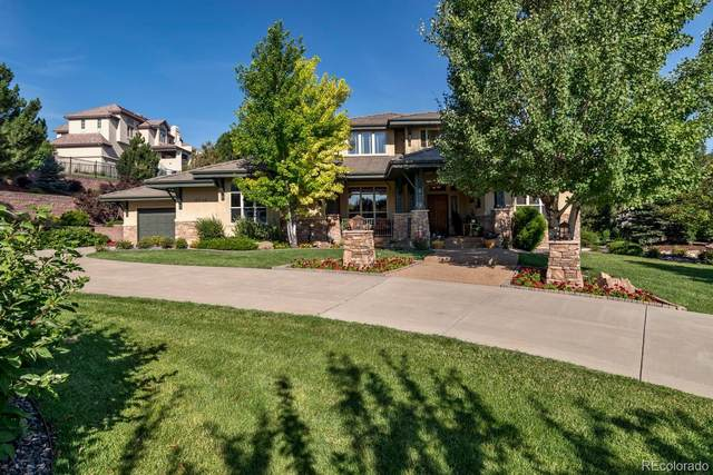 8746 Crooked Stick Place, Lone Tree, CO 80124 (#3302822) :: The Colorado Foothills Team | Berkshire Hathaway Elevated Living Real Estate