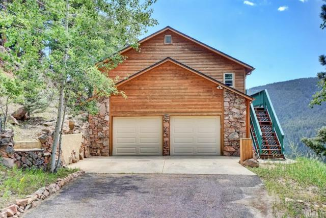 23976 Bent Feather Road, Conifer, CO 80433 (#3305953) :: Structure CO Group