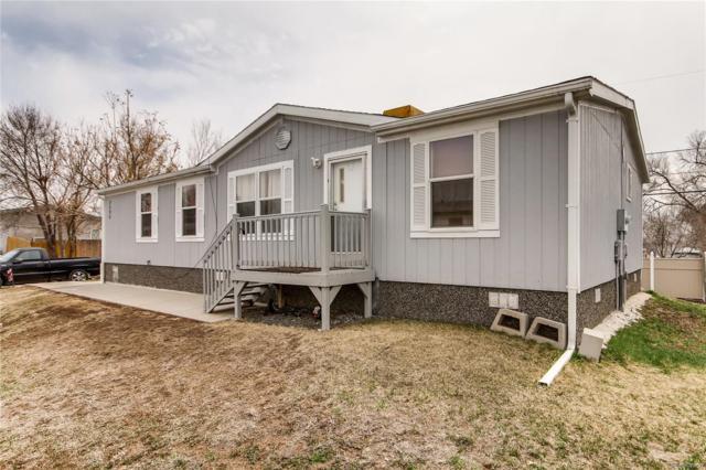 2590 W Wesley Avenue D, Denver, CO 80219 (MLS #3307177) :: 8z Real Estate