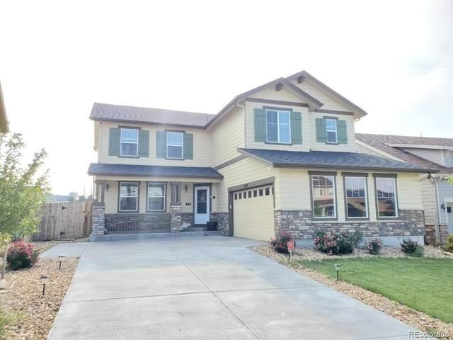 6475 S Harvest Street, Aurora, CO 80016 (#3309655) :: Berkshire Hathaway HomeServices Innovative Real Estate