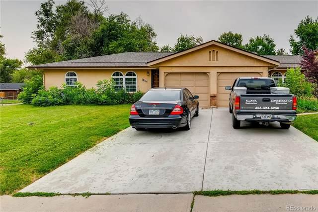 1214 Wright Street, Golden, CO 80401 (#3309960) :: Venterra Real Estate LLC