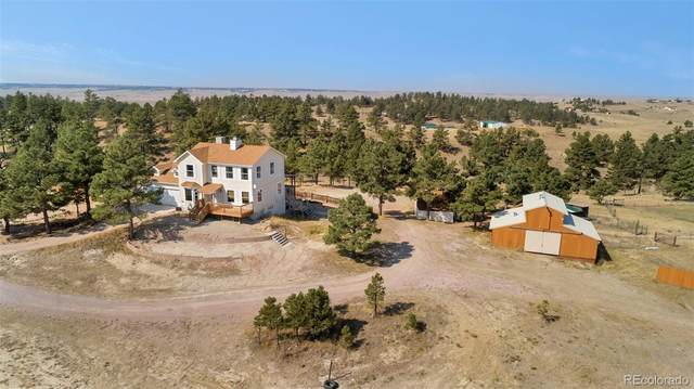 22495 Amethyst Road, Deer Trail, CO 80105 (MLS #3313732) :: 8z Real Estate