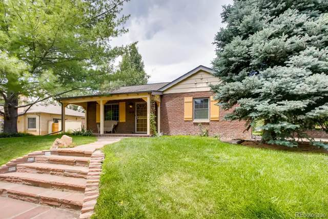 3065 E Mississippi Avenue, Denver, CO 80210 (#3315232) :: Chateaux Realty Group