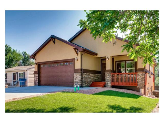 3468 S Bryant Street, Sheridan, CO 80110 (#3315246) :: ParkSide Realty & Management