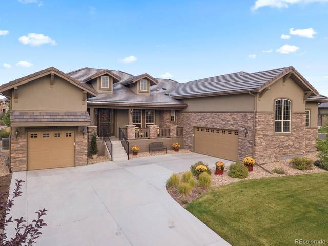 15746 Wild Horse Drive, Broomfield, CO 80023 (#3321418) :: The Healey Group
