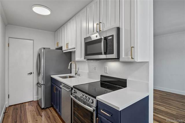 969 S Pearl Street #204, Denver, CO 80209 (#3322715) :: Own-Sweethome Team