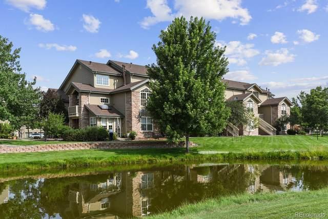 2818 W Centennial Drive C, Littleton, CO 80123 (#3325644) :: Finch & Gable Real Estate Co.