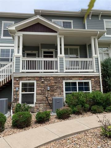 9404 Ashbury Circle #103, Parker, CO 80134 (#3326120) :: The Griffith Home Team