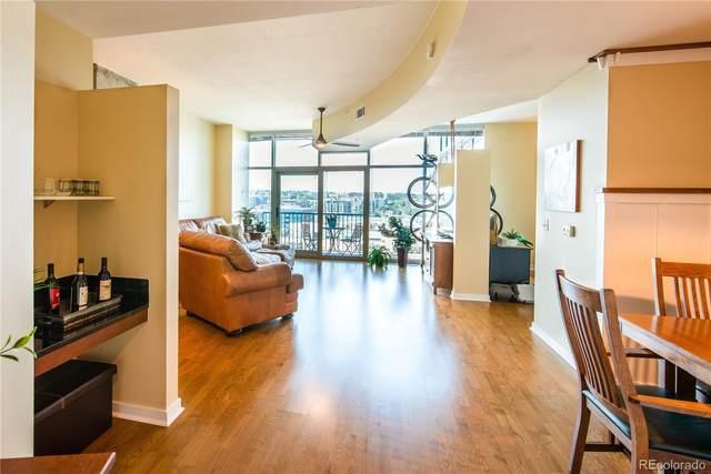1700 Bassett Street #1015, Denver, CO 80202 (MLS #3326186) :: Neuhaus Real Estate, Inc.