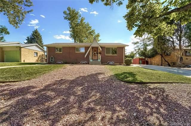 12152 E Dakota Avenue, Aurora, CO 80012 (#3329332) :: Peak Properties Group