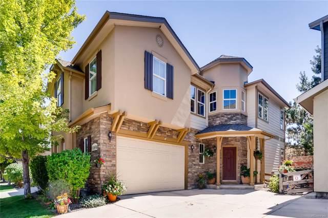 11858 E Fair Avenue, Greenwood Village, CO 80111 (MLS #3331171) :: 8z Real Estate