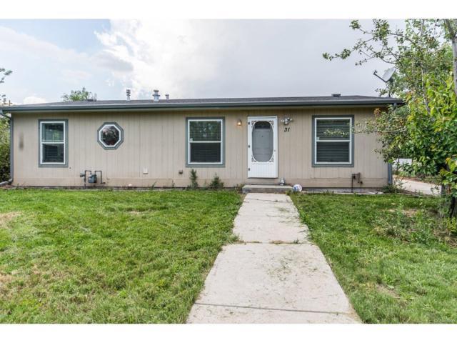 31 Jay Street, Lakewood, CO 80226 (MLS #3331554) :: 8z Real Estate