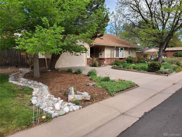 3288 S Dayton Court, Denver, CO 80231 (MLS #3335129) :: 8z Real Estate