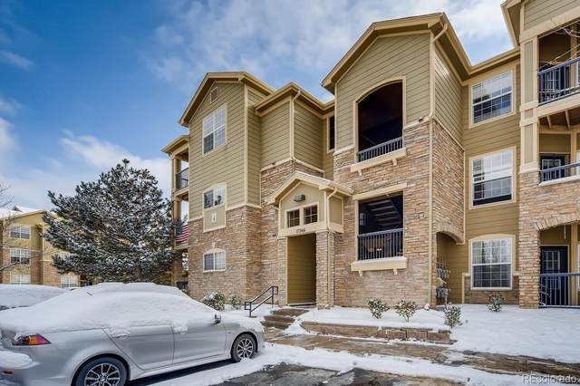 17346 Nature Walk Trail #301, Parker, CO 80134 (#3339599) :: Peak Properties Group