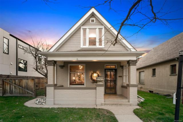 1771 S Pennsylvania Street, Denver, CO 80210 (#3339734) :: The Peak Properties Group