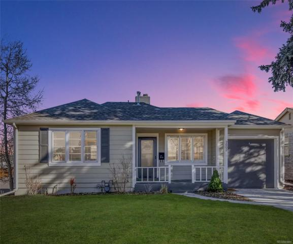 2602 S Lafayette Street, Denver, CO 80210 (#3339858) :: House Hunters Colorado