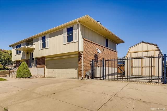 2384 S Ellis Street, Lakewood, CO 80228 (#3341838) :: Kimberly Austin Properties