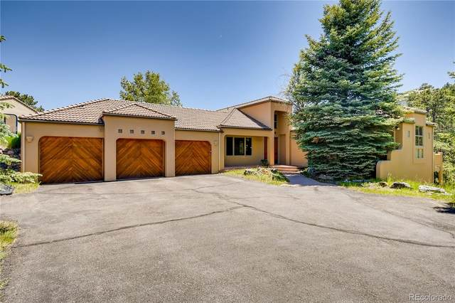 988 Eastwood Drive, Golden, CO 80401 (#3350819) :: The DeGrood Team