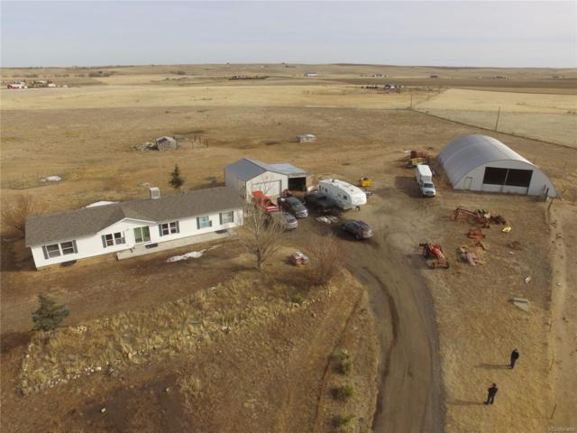 64909 E County Road 42, Byers, CO 80103 (#3352253) :: The Pete Cook Home Group