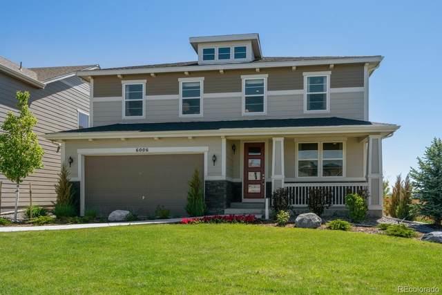 6006 Granite Court, Erie, CO 80516 (#3352637) :: The Peak Properties Group