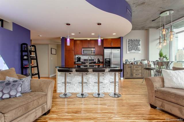891 14th Street #1710, Denver, CO 80202 (#3354893) :: Signature Realty, Inc.