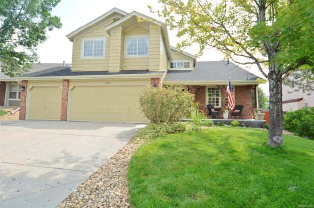 5796 S Truckee Court, Centennial, CO 80015 (MLS #3356789) :: 8z Real Estate