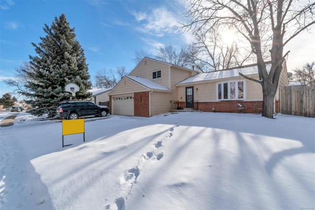 8834 W Rowland Place, Littleton, CO 80128 (#3359126) :: The Heyl Group at Keller Williams