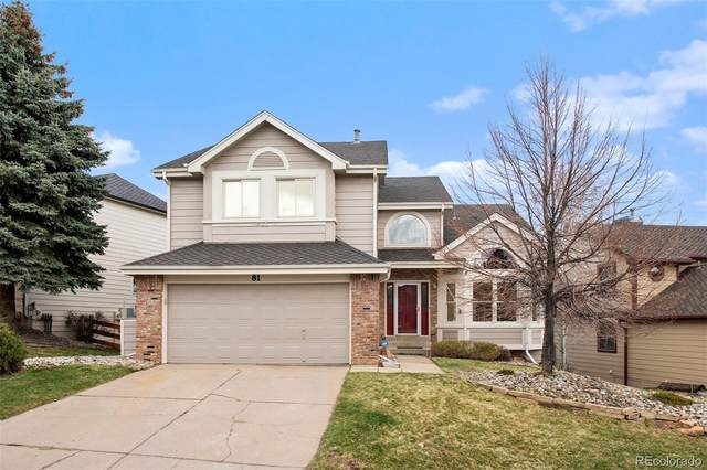 81 Buckthorn Drive, Littleton, CO 80127 (#3359171) :: Finch & Gable Real Estate Co.