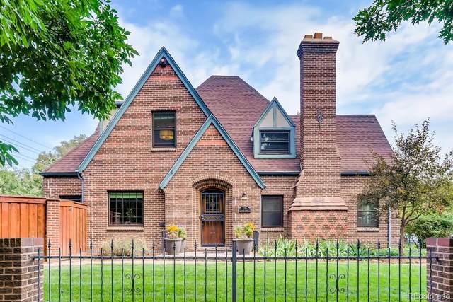 2201 Albion Street, Denver, CO 80207 (#3366655) :: Kimberly Austin Properties