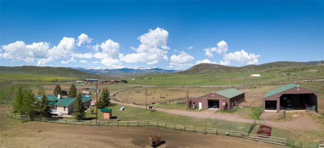 25680 County Road 15, Phippsburg, CO 80469 (#3368456) :: House Hunters Colorado