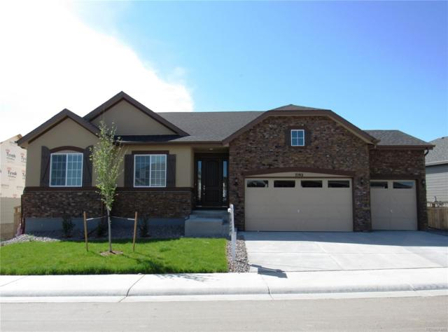 7192 Greenwater Circle, Castle Rock, CO 80108 (#3369115) :: Wisdom Real Estate