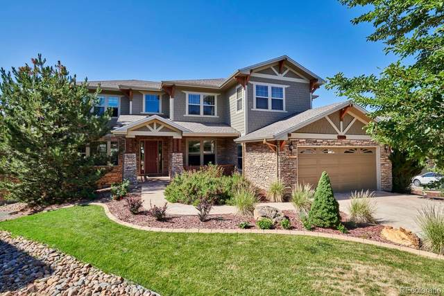 12059 S Majestic Pine Way, Parker, CO 80134 (#3371575) :: Mile High Luxury Real Estate